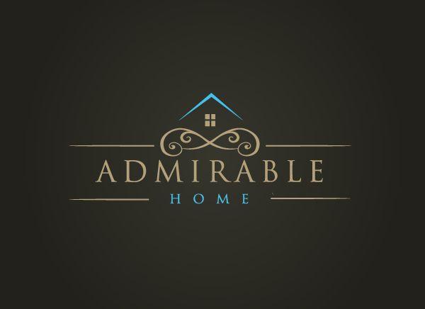 Admirable Home Logo Design
