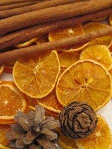 Decora con fruta seca