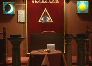 Vídeo | La sede de la masonería muestra sus secretos