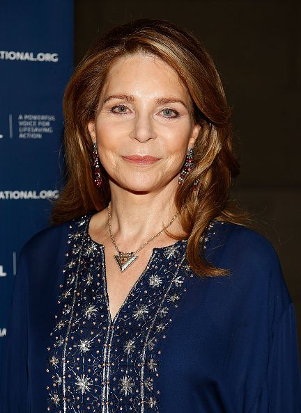 Queen Noor attended the Refugees International's 38th...