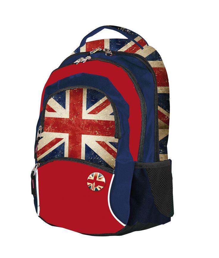 School Bag Triumph/ Školní batoh Triumph