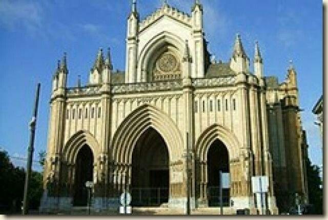 Catedral de Vitoria (España)
