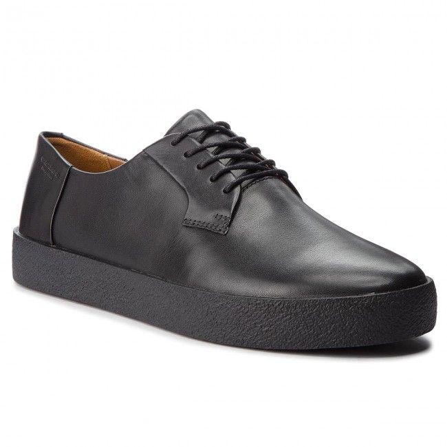 Polbuty Vagabond Luis 4682 201 20 Black Dress Shoes Men Oxford Shoes Dress Shoes