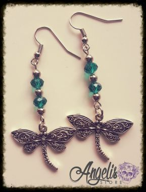 Dragon Fly with Beads