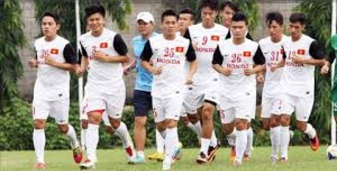 Vietnam Olympic official shortlisted 16 teams at the 17th Asian Games