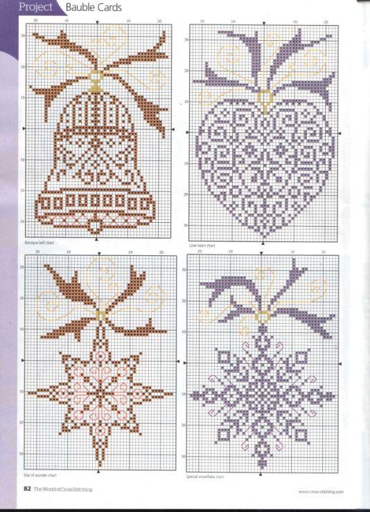 Gallery.ru / Фото #19 - The world of cross stitching 183 - WhiteAngel