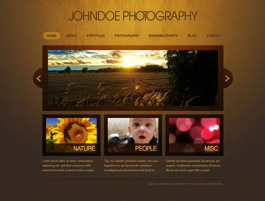 Top 50 Photoshop Web Layout Tutorials
