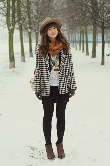 Snow is here | Women's Look | ASOS Fashion Finder
