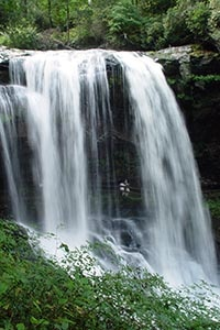 Waterfalls & Hiking Trails in the Cashiers & Highlands Area