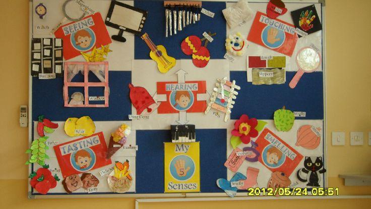 My Five Senses classroom display photo - Photo gallery - SparkleBox