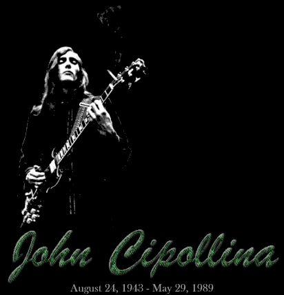 John Cipollina - An Appreciation