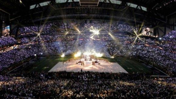 List of Super Bowl Halftime Shows