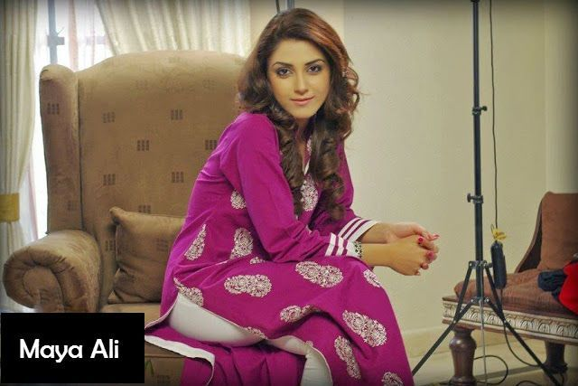 Maya Ali has a lot of hit Pakistani TV dramas on her credit. Currently, she is…
