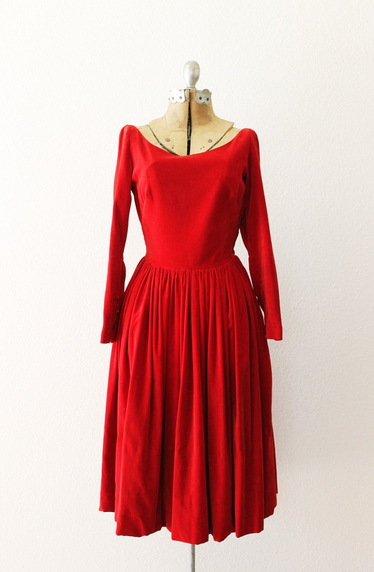 Best 25 Red Velvet Dress Ideas On Pinterest Velvet