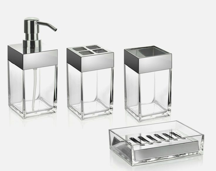 Best 25 Modern Bathroom Accessory Sets Ideas On Pinterest Delectable Chrome Bathroom Accessories Decorating Inspiration