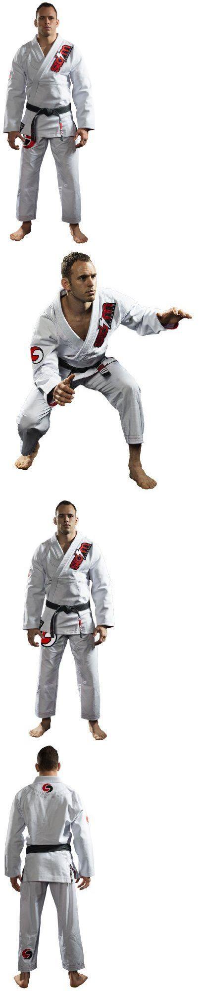 Jackets 179771: Storm Kimonos Supreme Gi White A3 Mens Martial Arts Uniform Jacket, New -> BUY IT NOW ONLY: $214.13 on eBay!