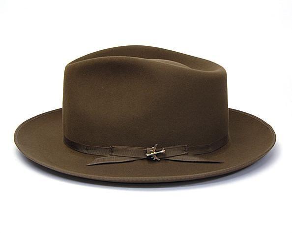 Stetson - Stratoliner Hat Walnut (Brown) Presents 67de57caf5f