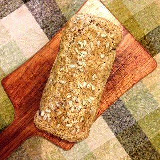 Én kicsi paleo konyhám: Barna magos kenyér