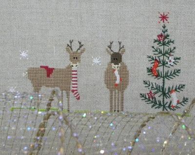 Assorti Gallery - Галерея Ассорти: Олени Санта Клауса