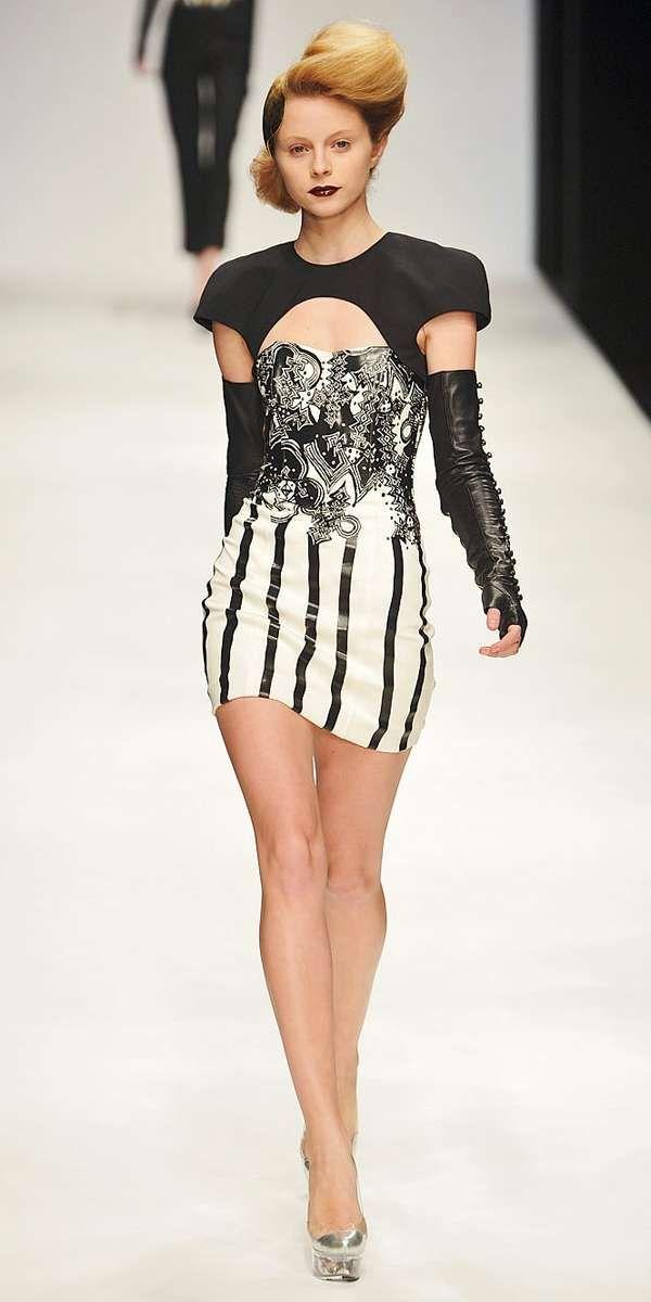 Warrior Princess Fashion : Sass & Bide loreal melbourne fashion festival