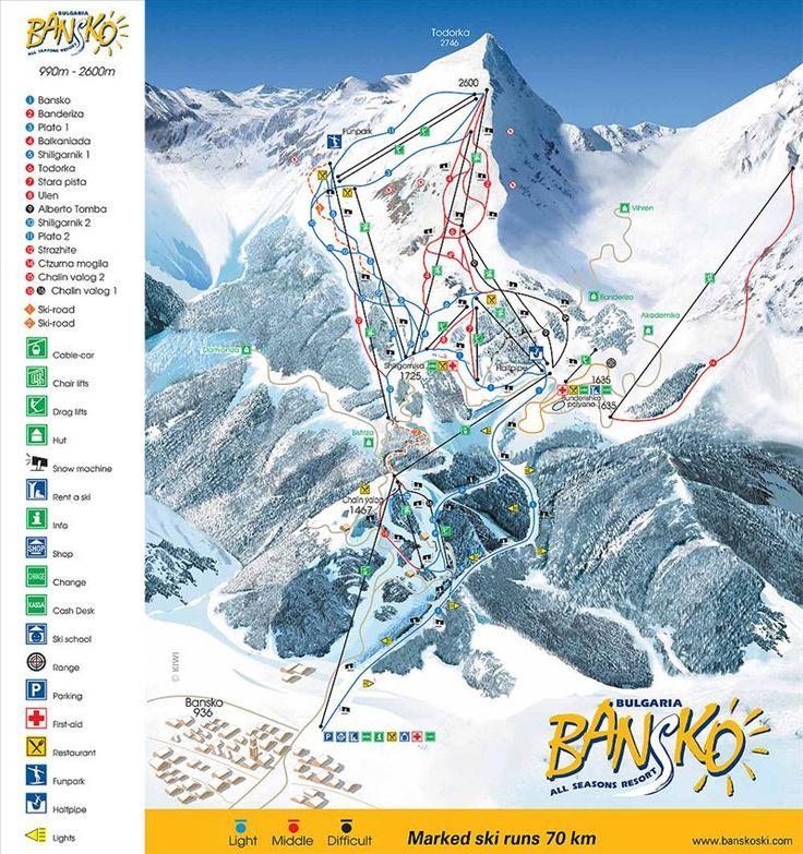 Katar Tur ayrıcalığı ile Bansko Kayak Turu