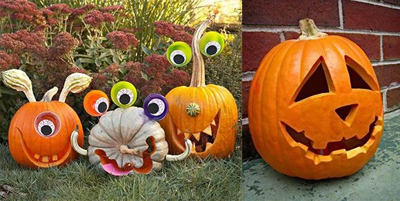 Einfache DIY Bastelideen fürs Gruselfest - Halloween Einmachgläser basteln Halloween rückt mit Riesenschritten immer näher: kleine Gruselfans können es