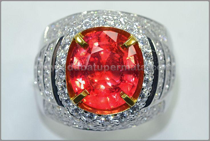 Sparkling Hot PADPHARASCHA Crystal Bling-Bling. TOP Quality - PP 101