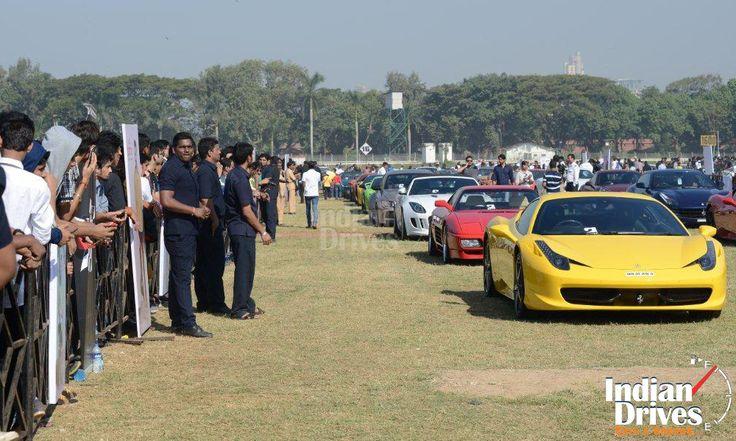 Parx Super Cars Show 2015