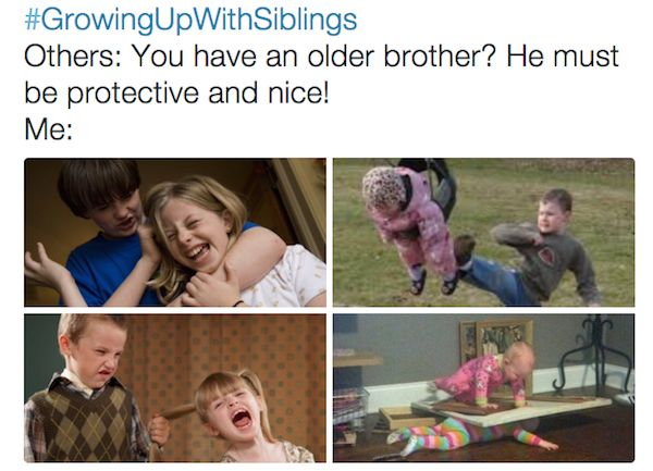 @brittanyyann114 If you have siblings you understand (25 Photos) : theCHIVE