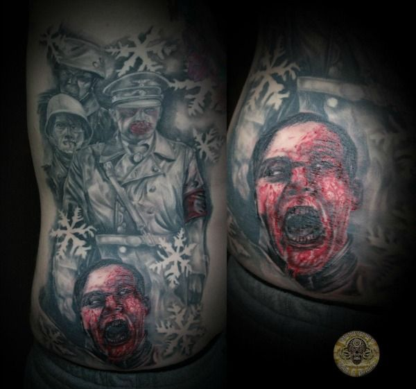 20 tatouages de films dhorreurs   20 tatouages de films d horreurs dead snow