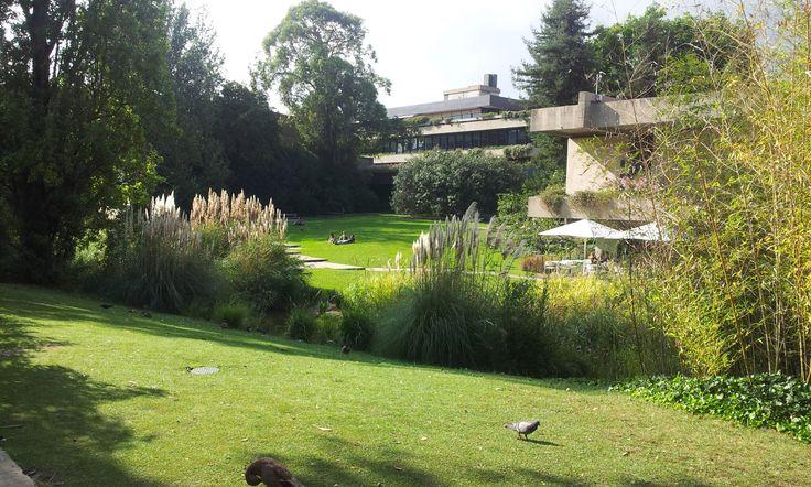 Jardim da Fundação Calouste Gulbenkian
