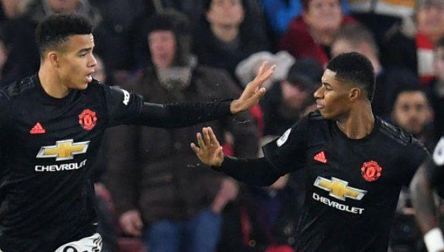 Man United Player Ratings As Phil Jones Gets A 2 And Marcus Rashford A 7 Vs Sheffield United Man United Phil Jones Sheffield United