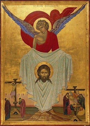 Angel of the Holy Face
