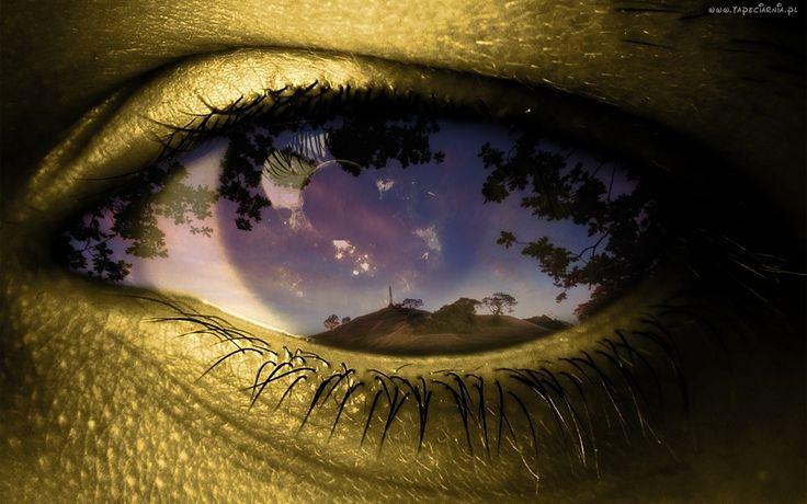 Oko, Pagórki, Fantasy
