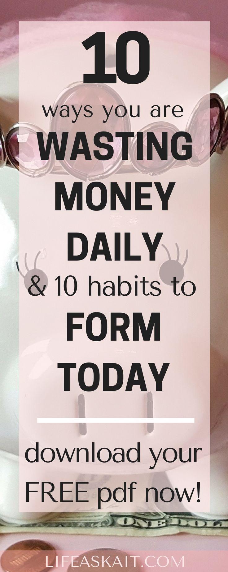 61 best money saving ideas images on pinterest money tips money saving money daily spending habits money habits financial finances fandeluxe Image collections