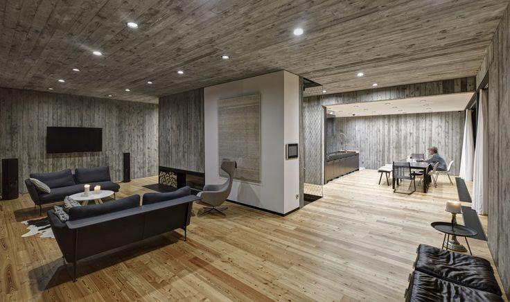 Ultra Architects dom nad morzem