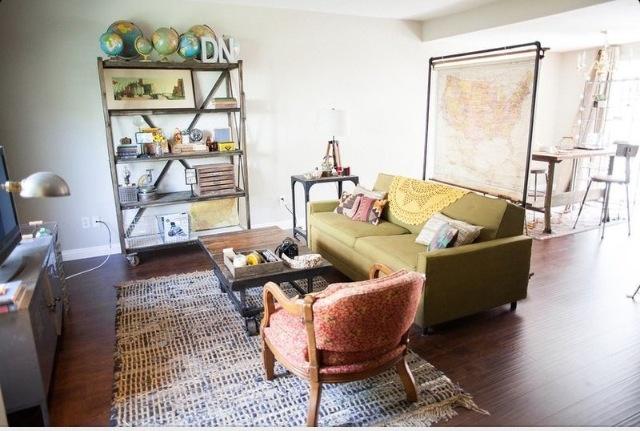 My kinda living room pieced together