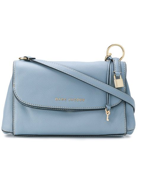 00ed4c1847 Shop Marc Jacobs The Boho Grind bag in Light Blue | Handbags in 2019 ...