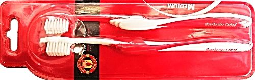 Manchester United Medium Toothbrushes 2