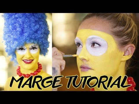 How to Get the Marge Simpson Look With MAC This Halloween