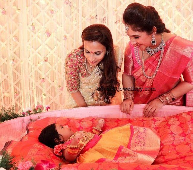 Sridevi Daughter Credile Ceremony