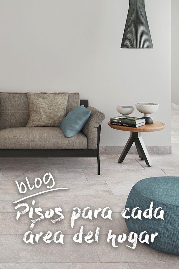 Descubre cuáles son los pisos ideales para cada área de tu hogar. Tendencias en pisos 2017. Pisos modernos. Pisos Grises.