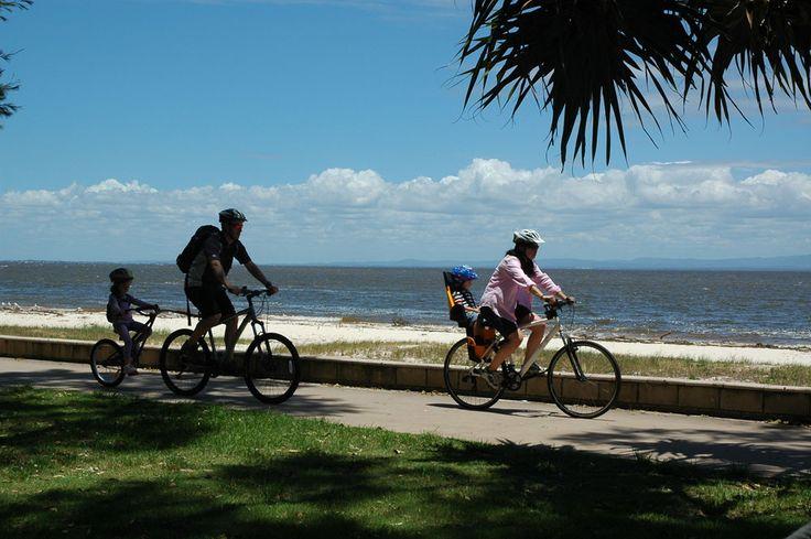 Brisbanes Best Family Bike Rides
