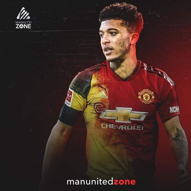 Sky Germany Jadon Sancho Will Leave Borussia Dortmund This Summer And Mufc Are Keen To Take Him To Old Trafford Manutdxyz In 2020 Mufc Man United Mens Tshirts