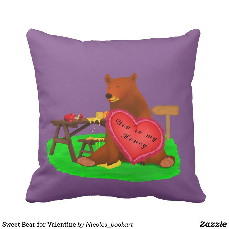 Sweet Bear for #Valentine