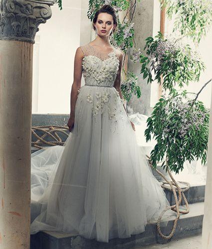 Elbeth Gillis Bridal Couture