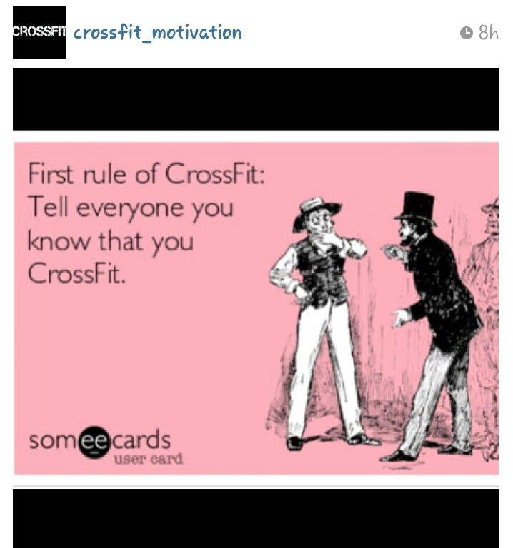 #crossfit #humor #lifestyle