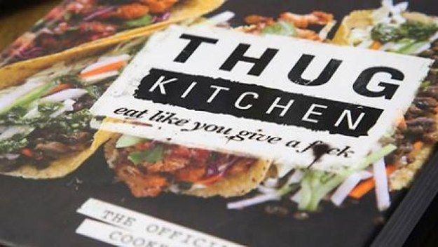 Thug Kitchen: The Official Cookbook | 15 Cookbooks For Your Twenties @avecLovelace #cooking #cookbooks #homecooks