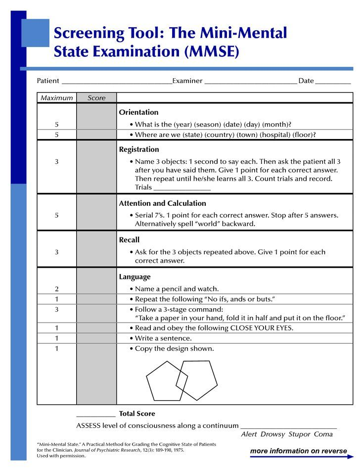 components mental status examination The mental status examination provides a way to structure data about aspects of the individual's mental functioning it typically follows a specific form followed by all health professionals with observations recorded under headings some data can be obtained informally, or while obtaining other components of the person's history.