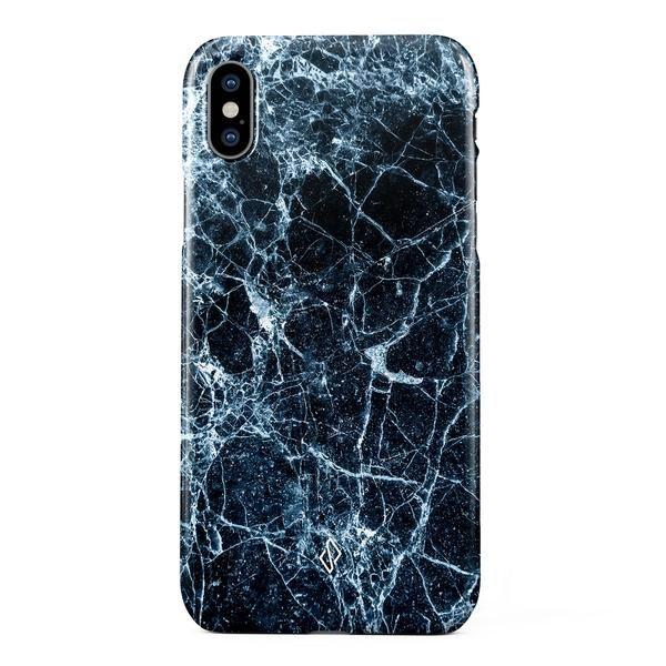 Dark Ice BURGA | Marble iPhone 6, iPhone 7, iPhone 8 & Samsung Galaxy Case